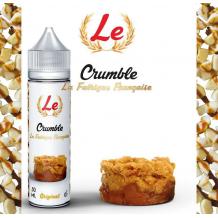 La Fabrique Française - Le crumble 50ML