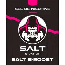 Salt E-Vapor - Salt e-Boost 10ML