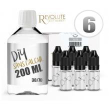Revolute - Pack 200ML 30/70 6MG