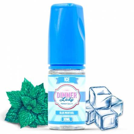 Dinner Lady - Blue Menthol 30ml Concentrate