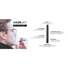 Vaze Jet - PEACH ORANGE x5