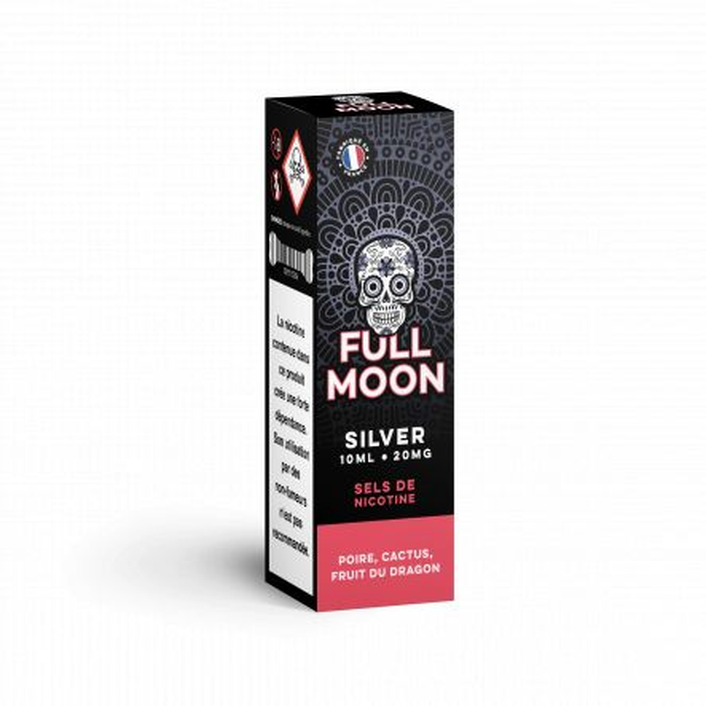Full Moon - Silver Salt Nic 10ml TPD x10