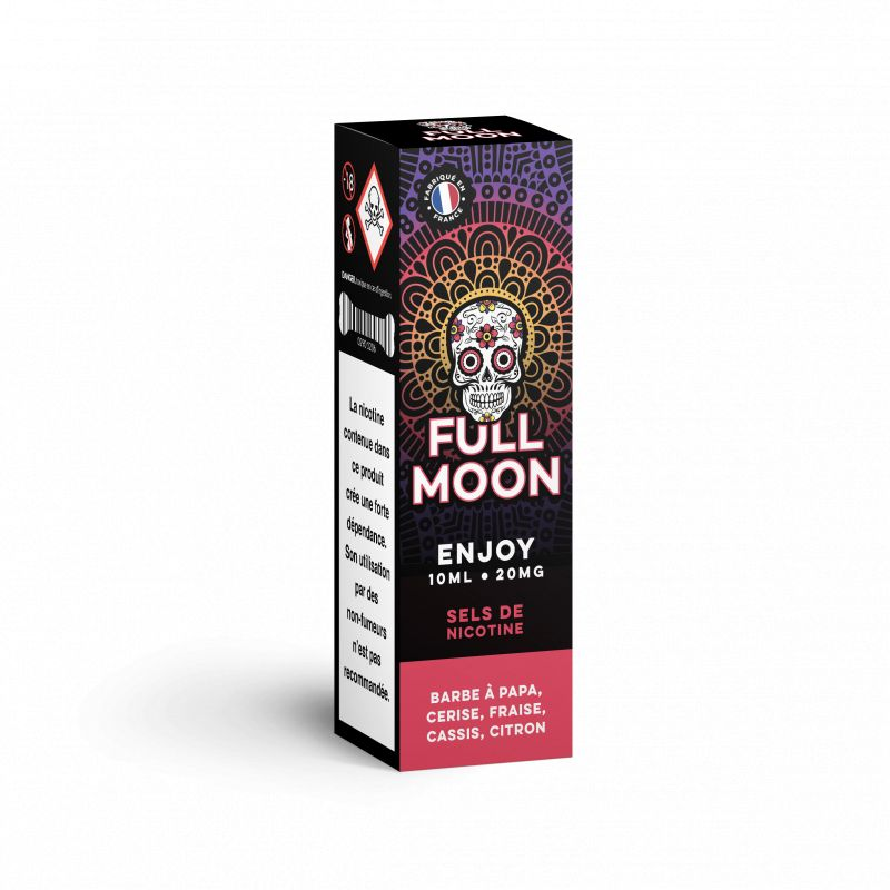 Full Moon - Enjoy Salt Nic 10ml TPD x10