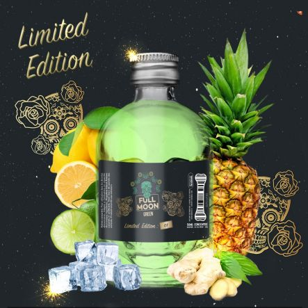 Full moon Green concentre 50ml Limited edition