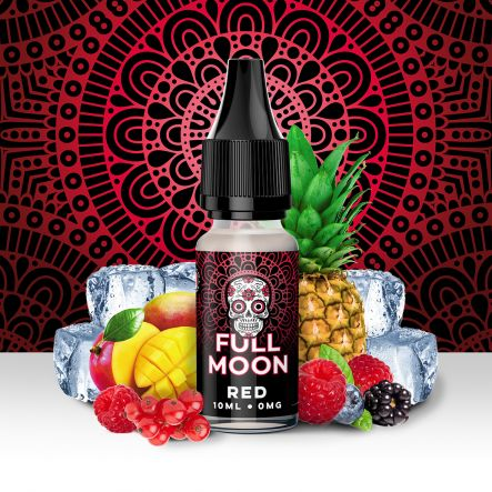 Full Moon - Red 10ml TPD x10