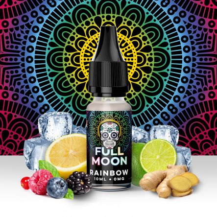 Full Moon - Rainbow 10ml TPD x10