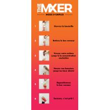 The Mixer - Base DIY 50/50 240 ML 0/2/4MG
