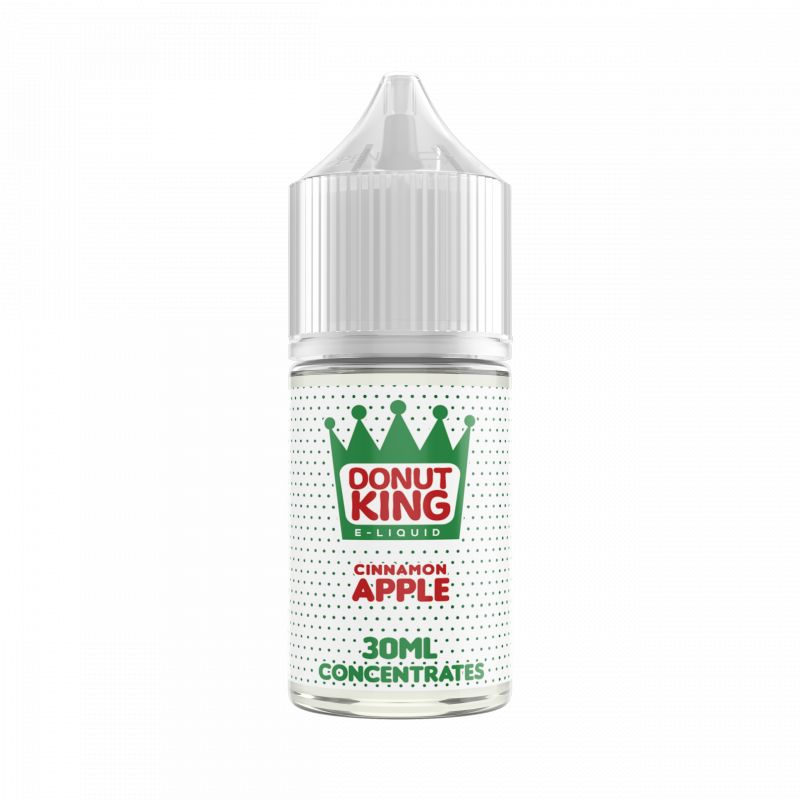 Donut King - Cinnamon Apple Concentrate 30ML