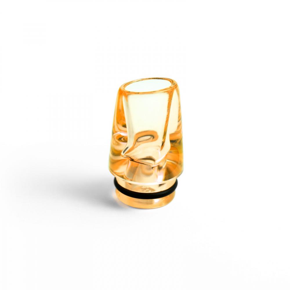 Dotmod - Whistle Style Driptip 510 Long
