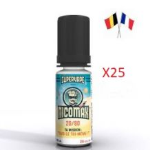 Booster Supervape - Nicomax TPD FR/BE 20MG 20/80 x25