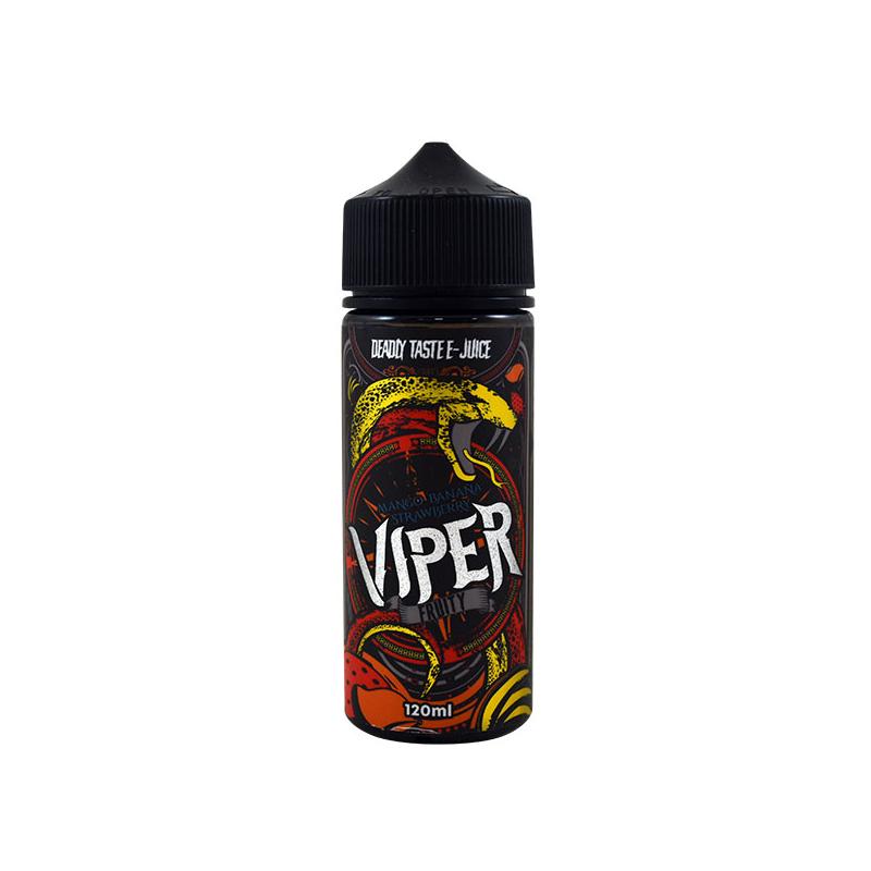 Viper Fruity - Mango Banana Strawberry 100ML