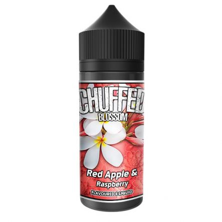 Chuffed Blossom - Red Apple and Raspberry 100ML