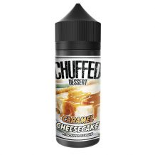 Chuffed Dessert - Caramel Cheesecake 100ML