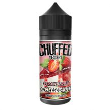 Chuffed Dessert - Strawberry Cheesecake 100ML