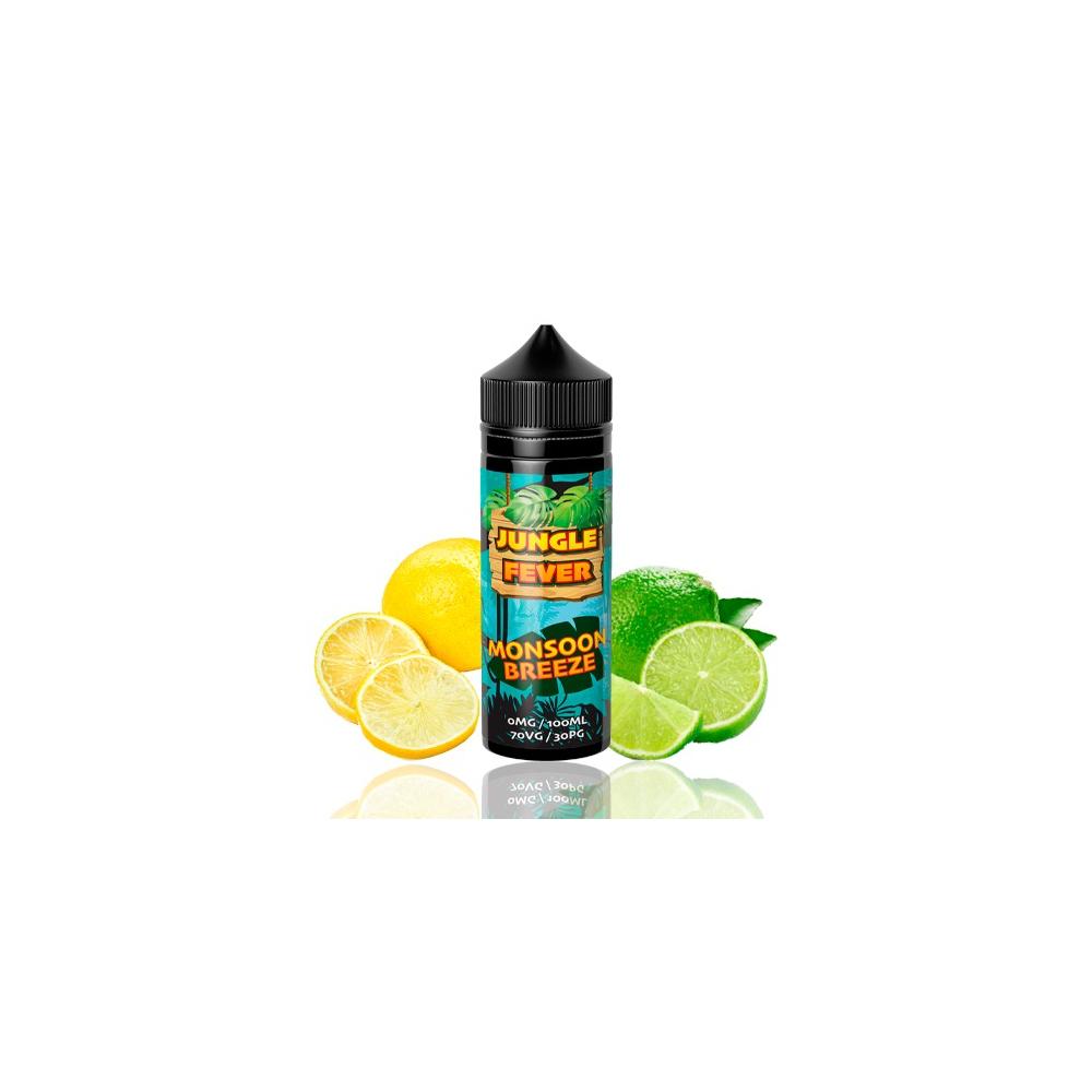 Jungle Fever - Monsoon Breeze 100ml