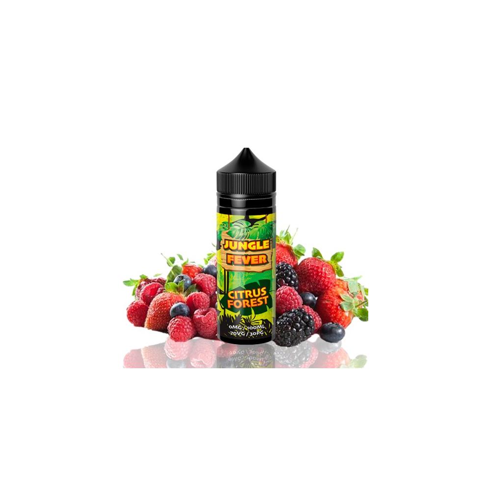Jungle Fever - Citrus Forest 100ml