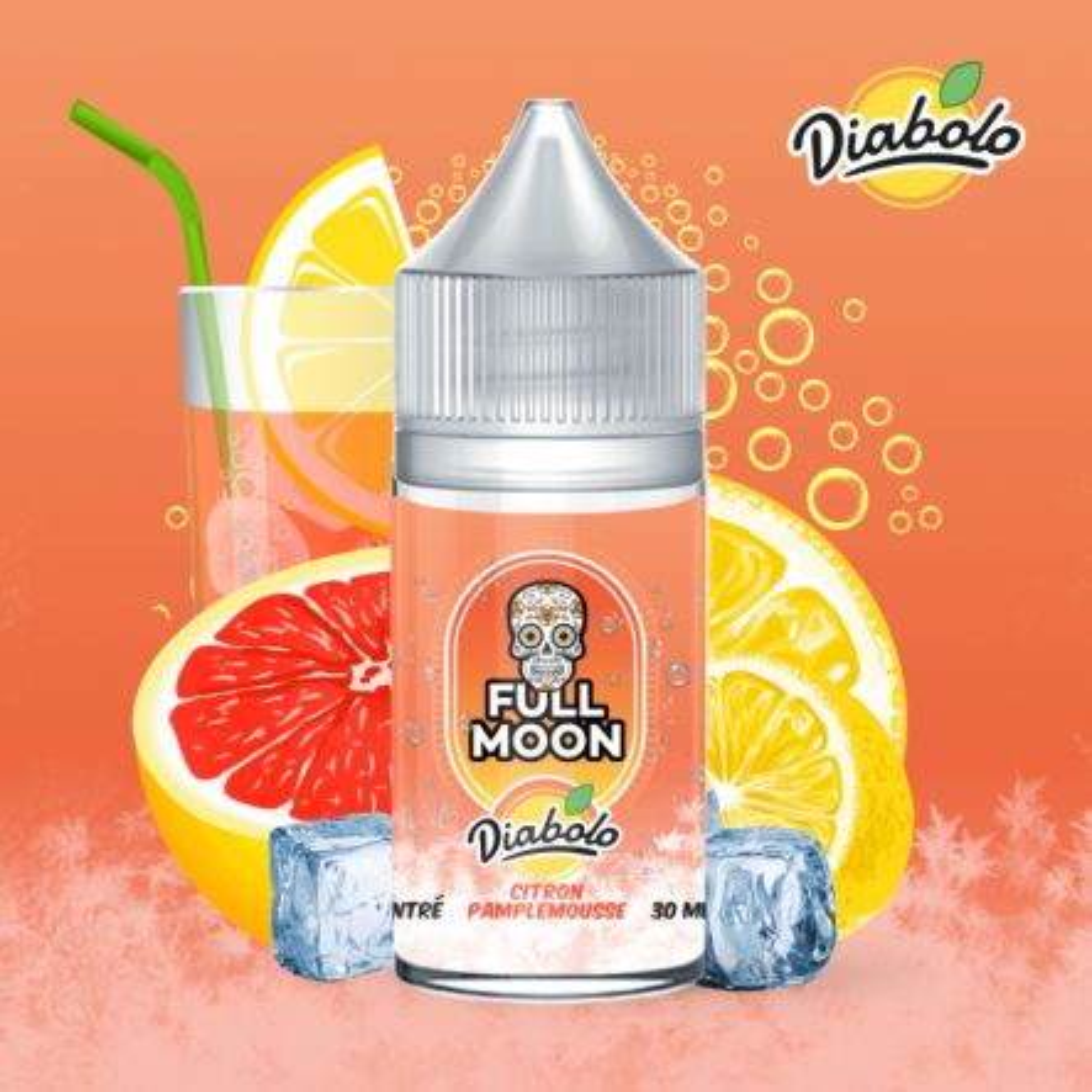 Full Moon - Diabolo Citron Pamp 30ml