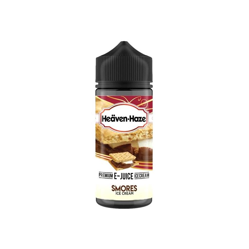 Heaven Haze - Smores Ice Cream 100ML