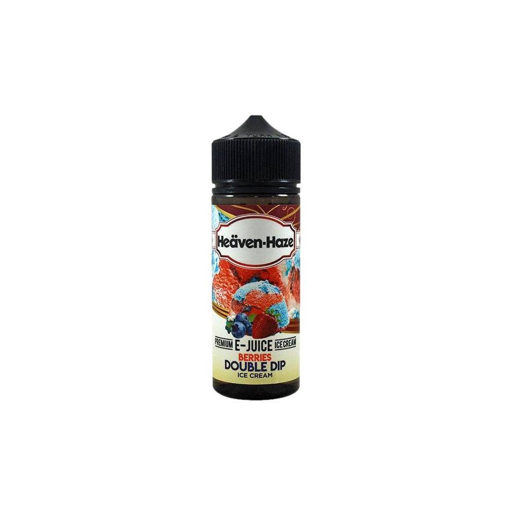 Heaven Haze - Berries Double Dip Ice Cream 100ML