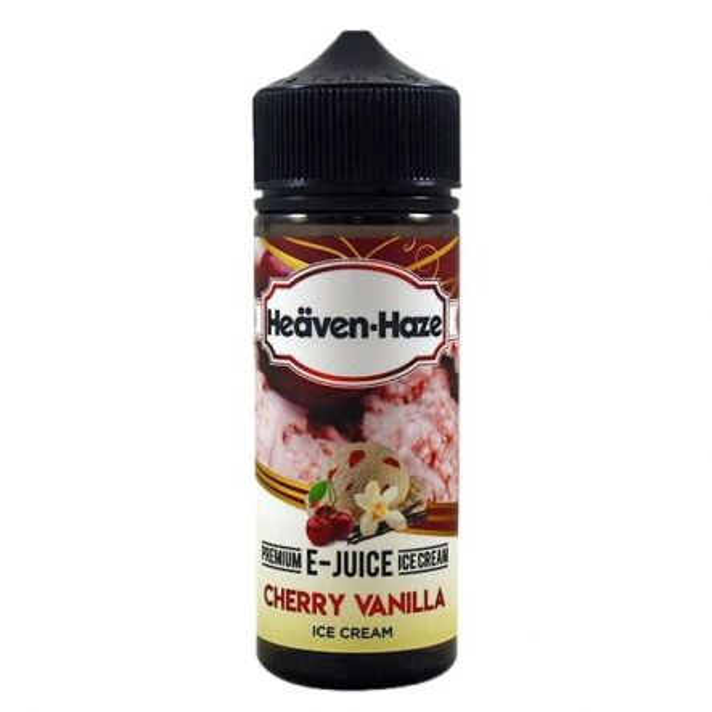 Heaven Haze - Cherry Vanilla Ice Cream 100ML