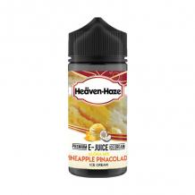 Heaven Haze - Aloha Mix Pineapple Pinacolada Ice Cream 100ML