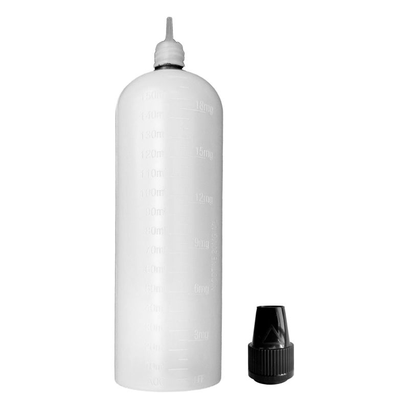 Diy Hard - Graduated Bottles 160ml x5