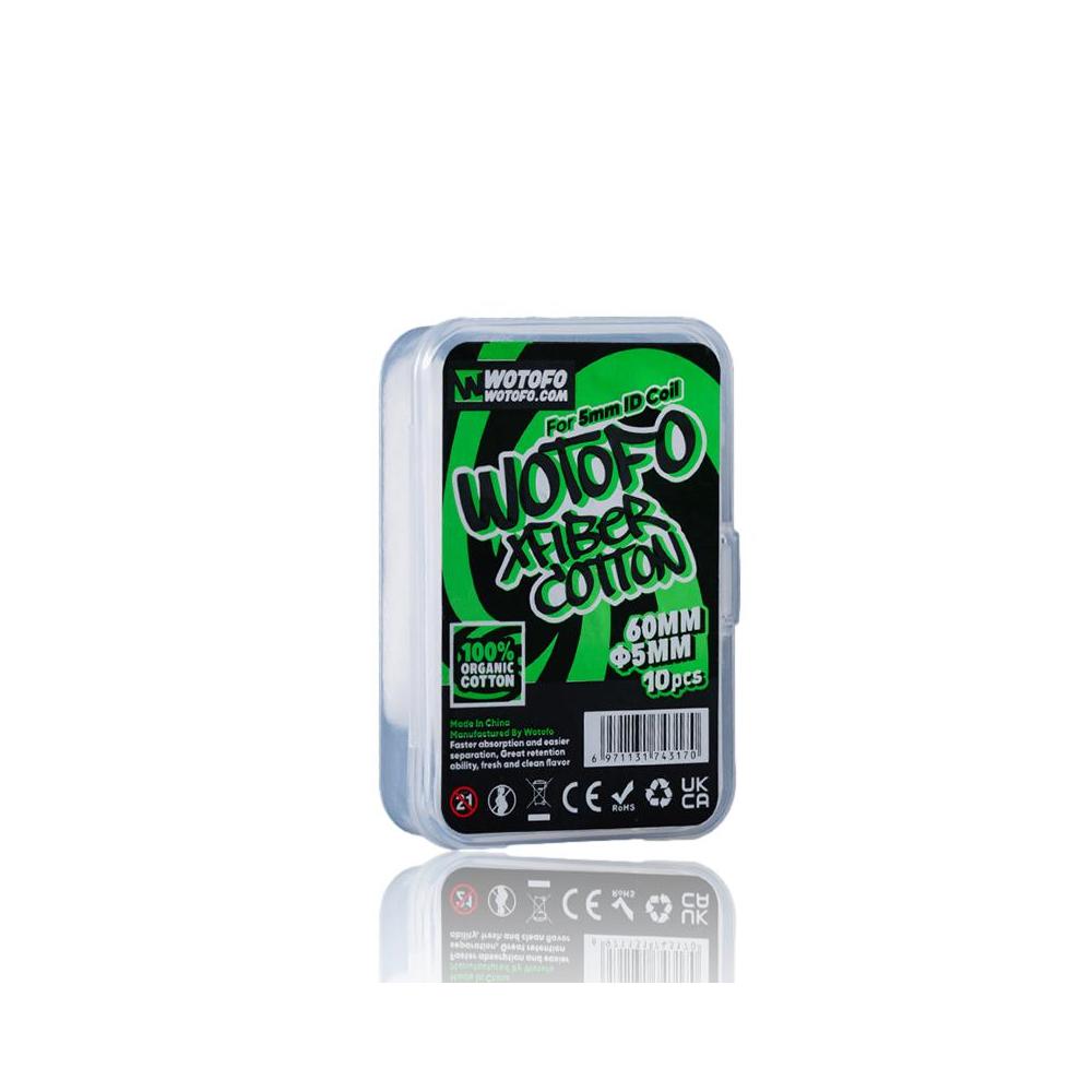Wotofo - Coton Xfiber for SRPNT X10