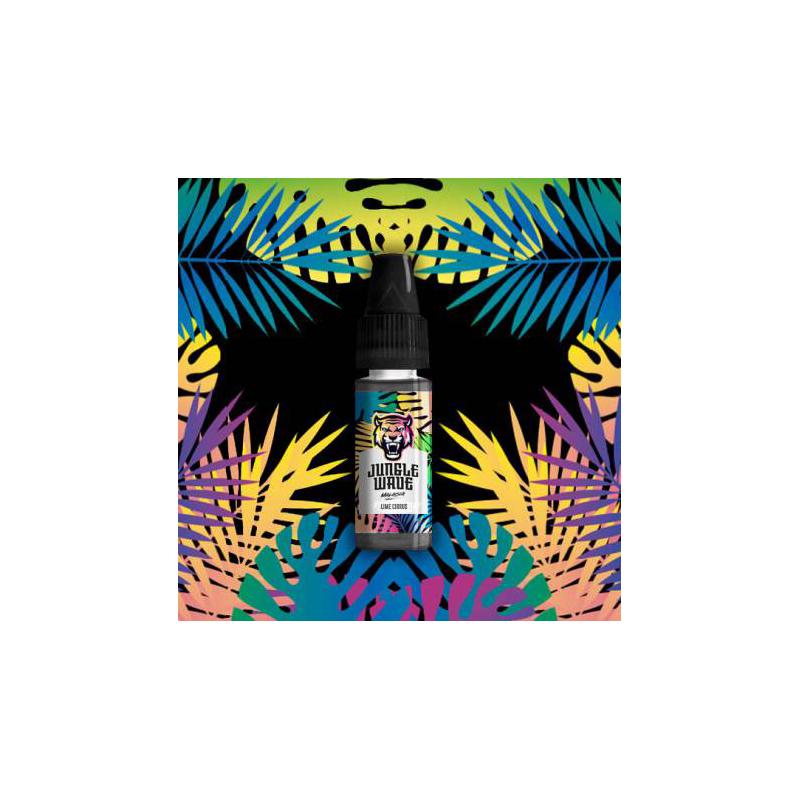 Jungle Wave – Lime Cirrus concentre 10ml