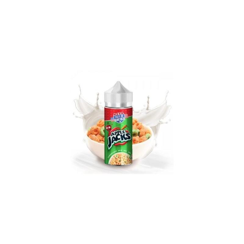 Taste Of America - Cinnamon Toast Crunch 0mg 100ml