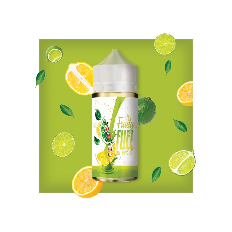 Fruity Fuel by Maison Fuel - The Yellow Oil 100ML