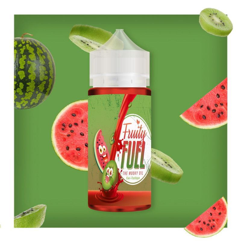Fruity Fuel by Maison Fuel - The Lovely Oil100ML