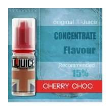 Cherry Choc concentré 30ML - T-Juice