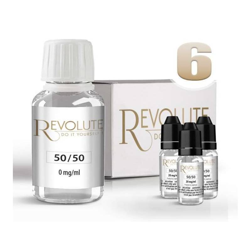 Revolute Base Pack TPD 50/50 - 6MG