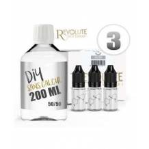 Revolute Pack 200ML 50/50 3MG